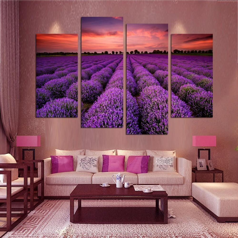 Amazing Lavender Bedroom Walls Interior House
