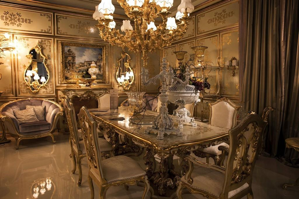 Amazing Luxury Dining Room Furniture Sets Ideas Eva