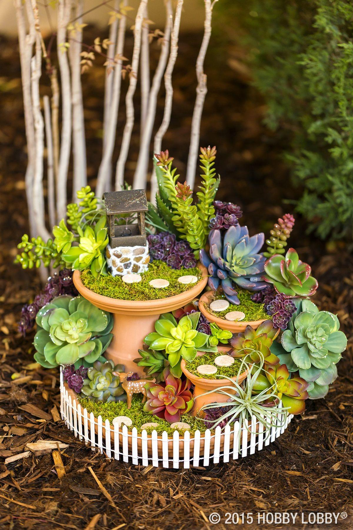 Amazing Miniature Fairy Garden Diy Ideas