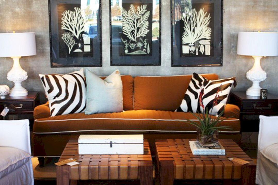 Amazing Rust Grey Living Room Color Schemes Spaces