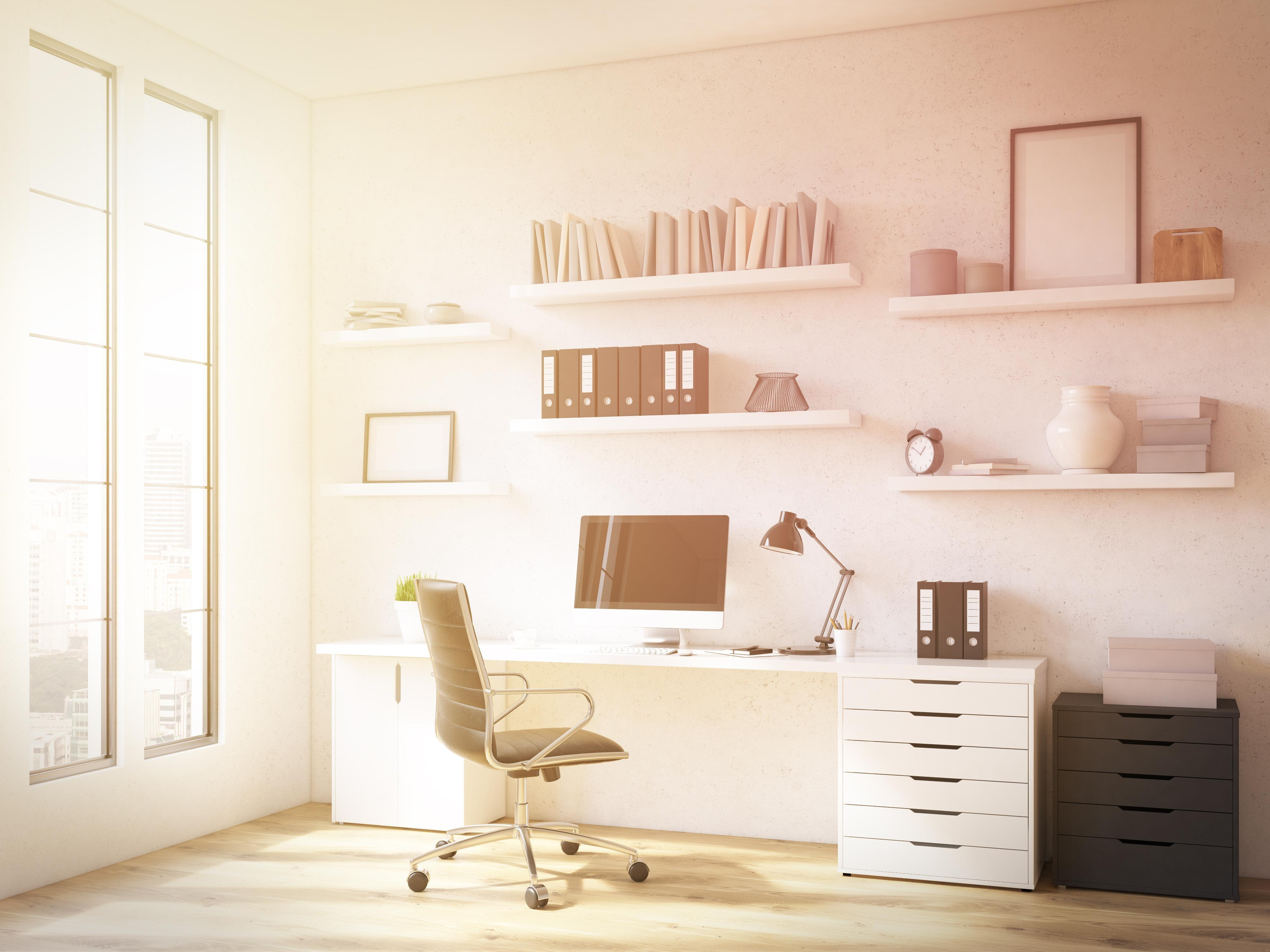 Amazing Ways Organize Your Home Office Lifedesign