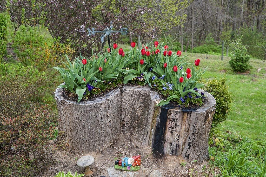 Amazing Wooden Planters Love See Your Yard