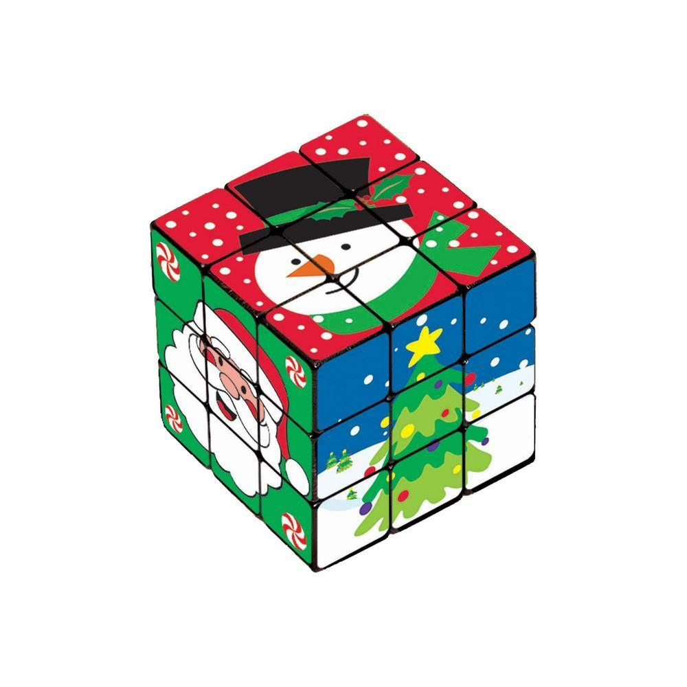 Amscan Christmas Puzzle Cube Count Pack