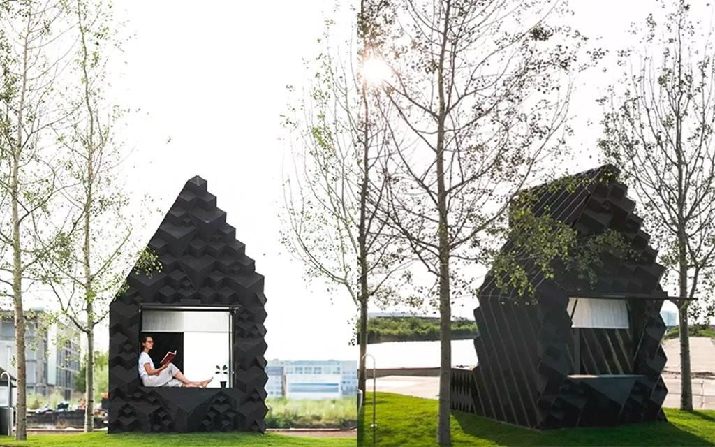 Amsterdam Dus Architects Printed Cabin Insidehook