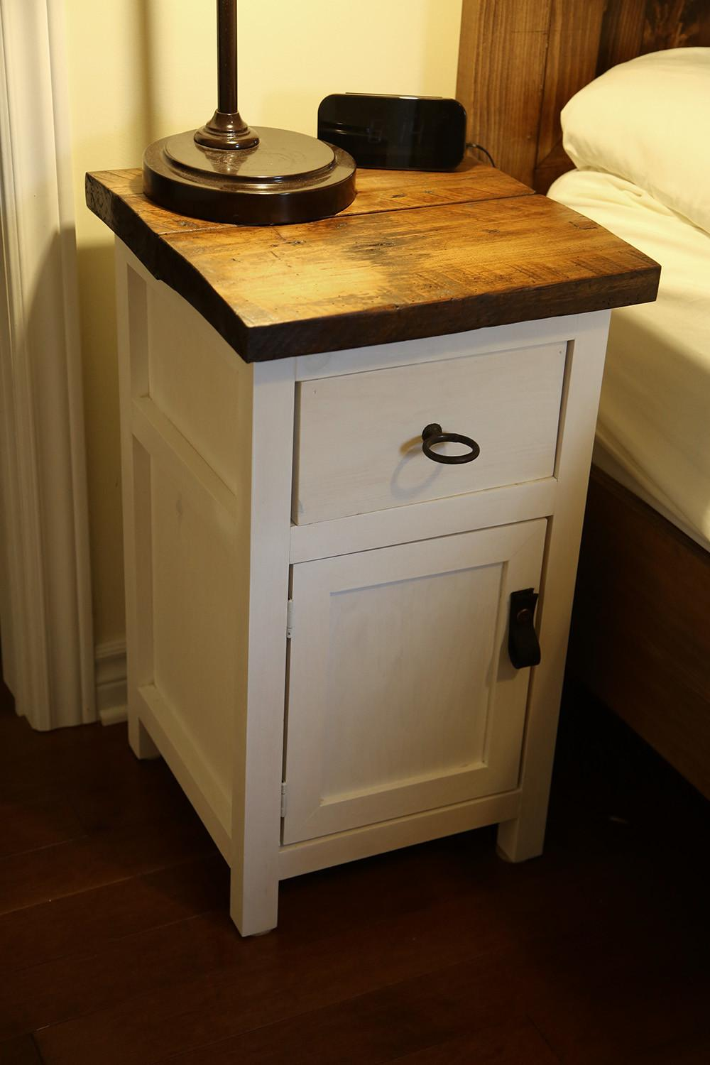 Ana White Bedside Tables Diy Projects