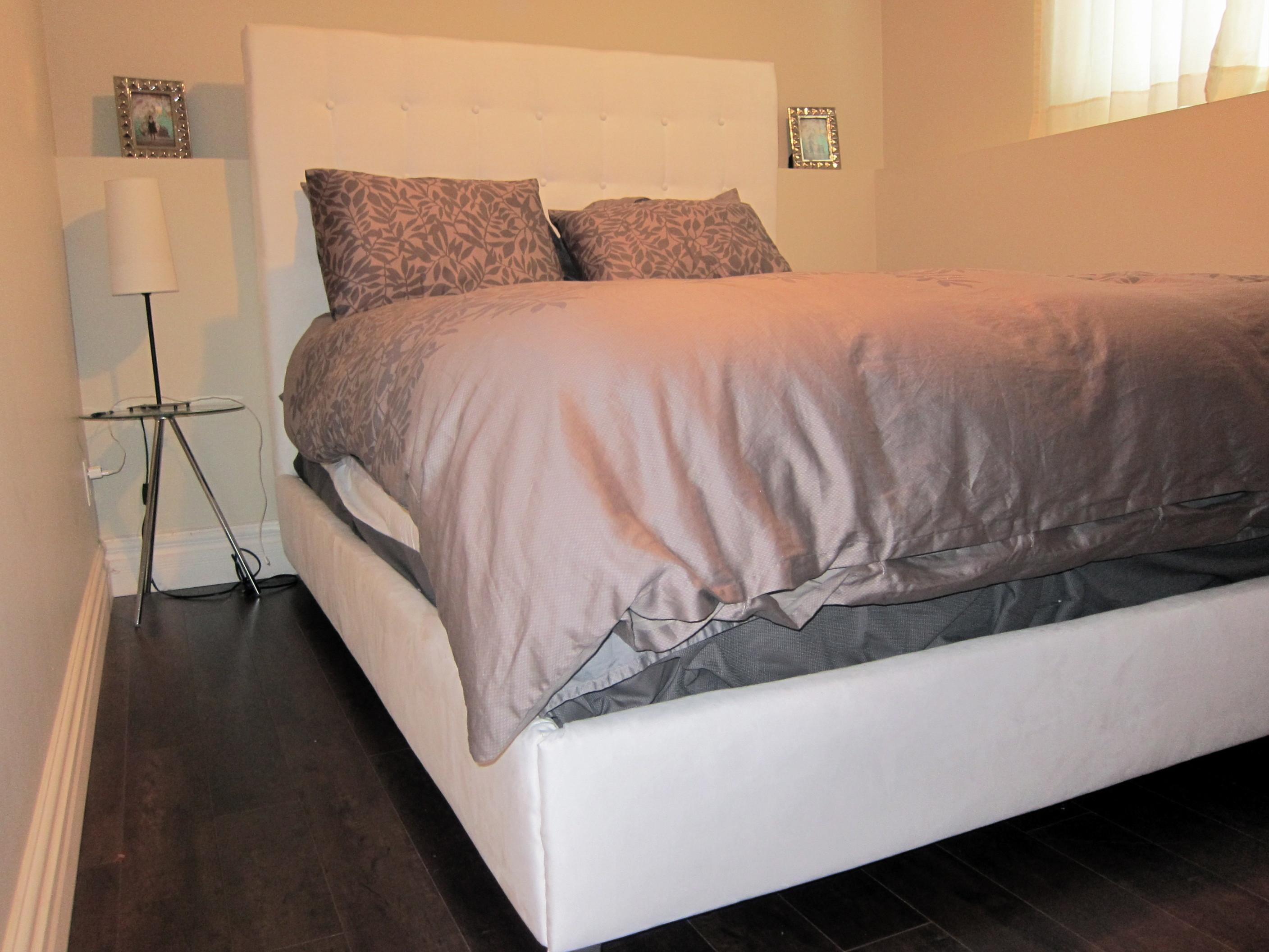 Ana White Diy Upholstered Bed Projects