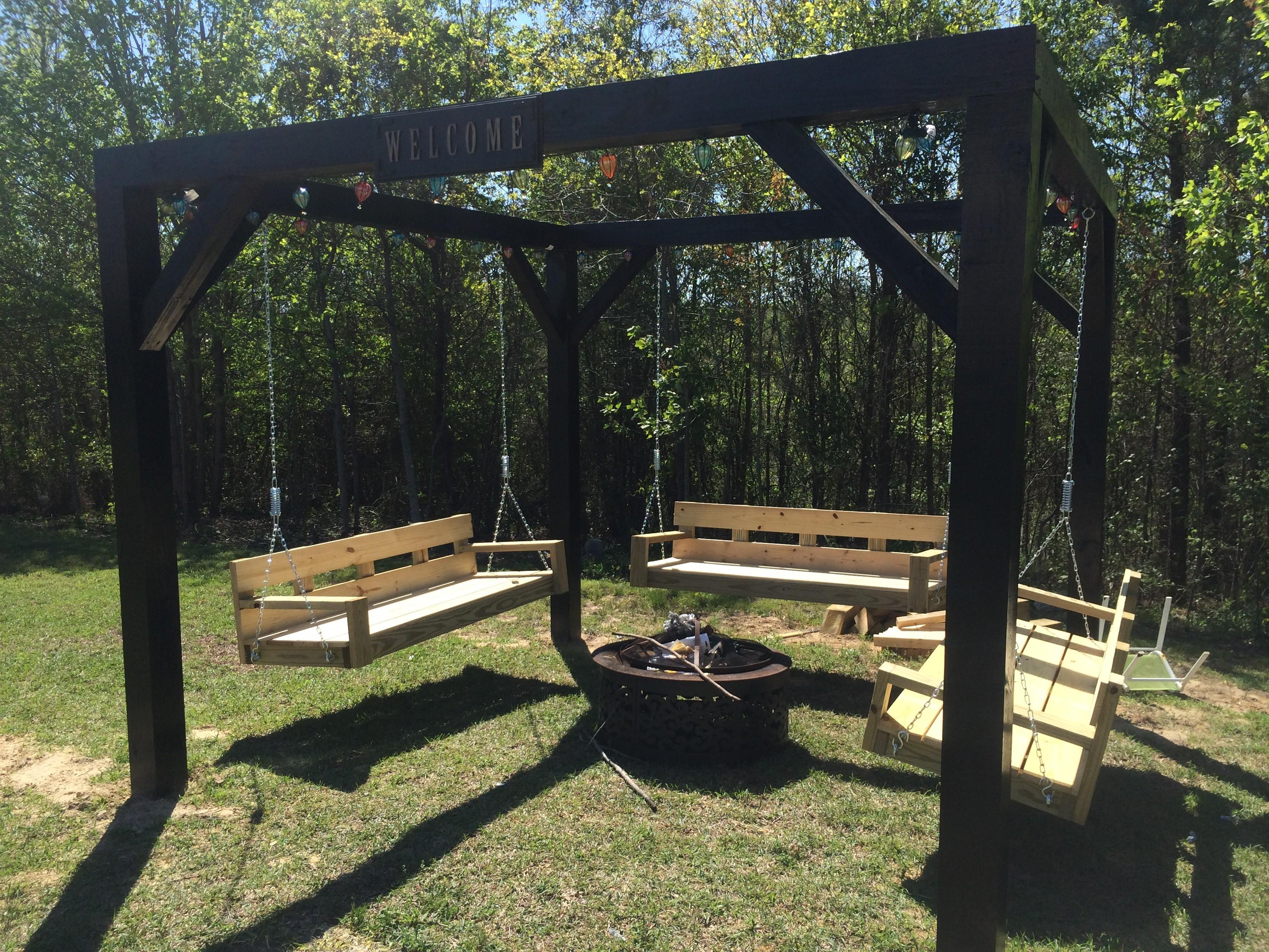 Picture of: 39 Elegant Diy Outdoor Swings That No One Can Resist Photo Gallery Decoratorist
