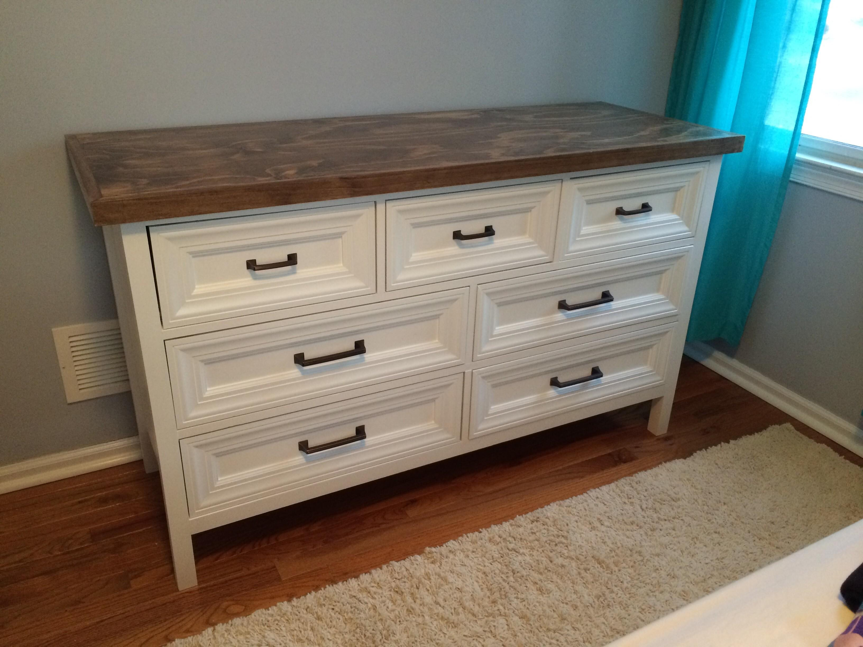 Ana White Kendal Dresser Upgraded Diy Projects