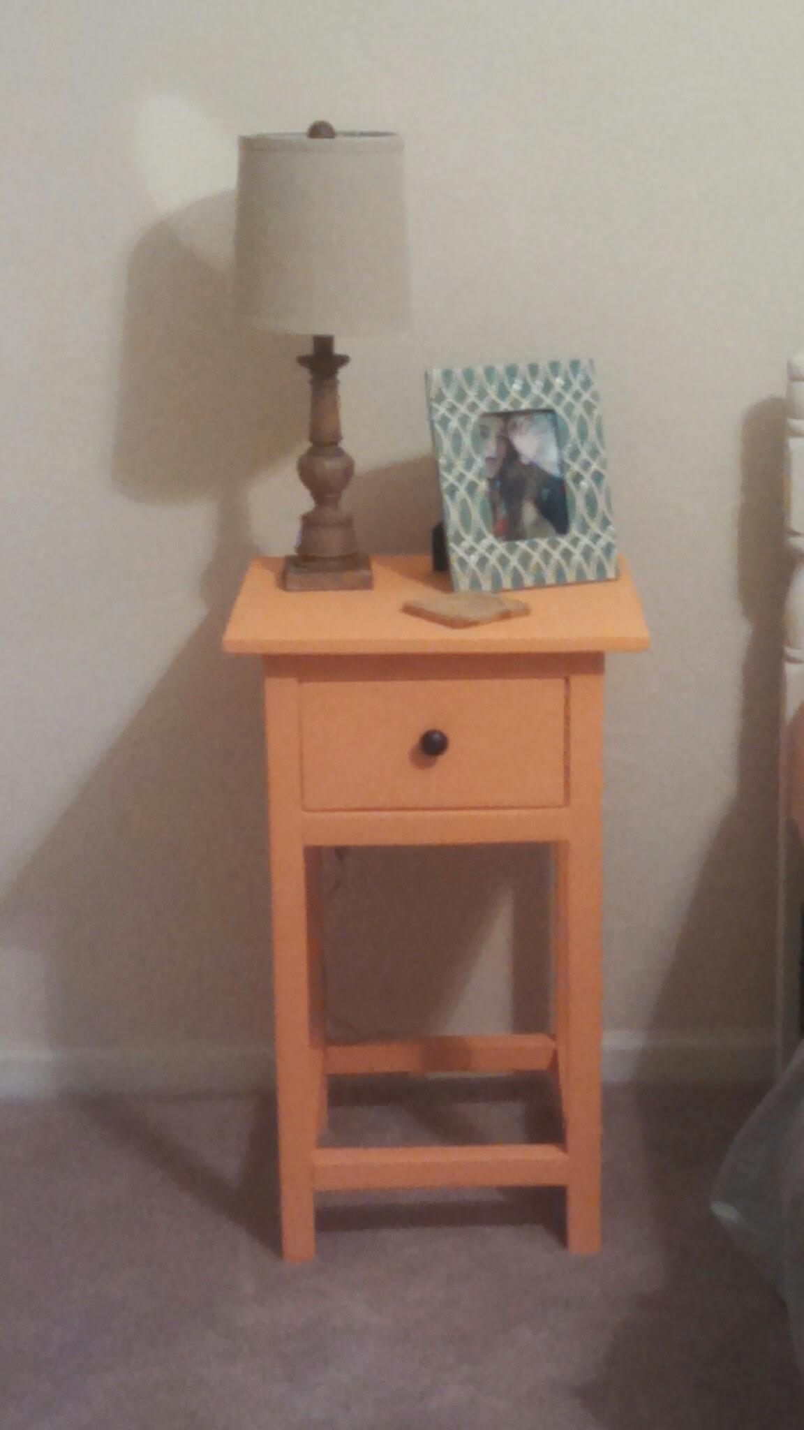 Ana White Nightstands Per Daughter Specifications