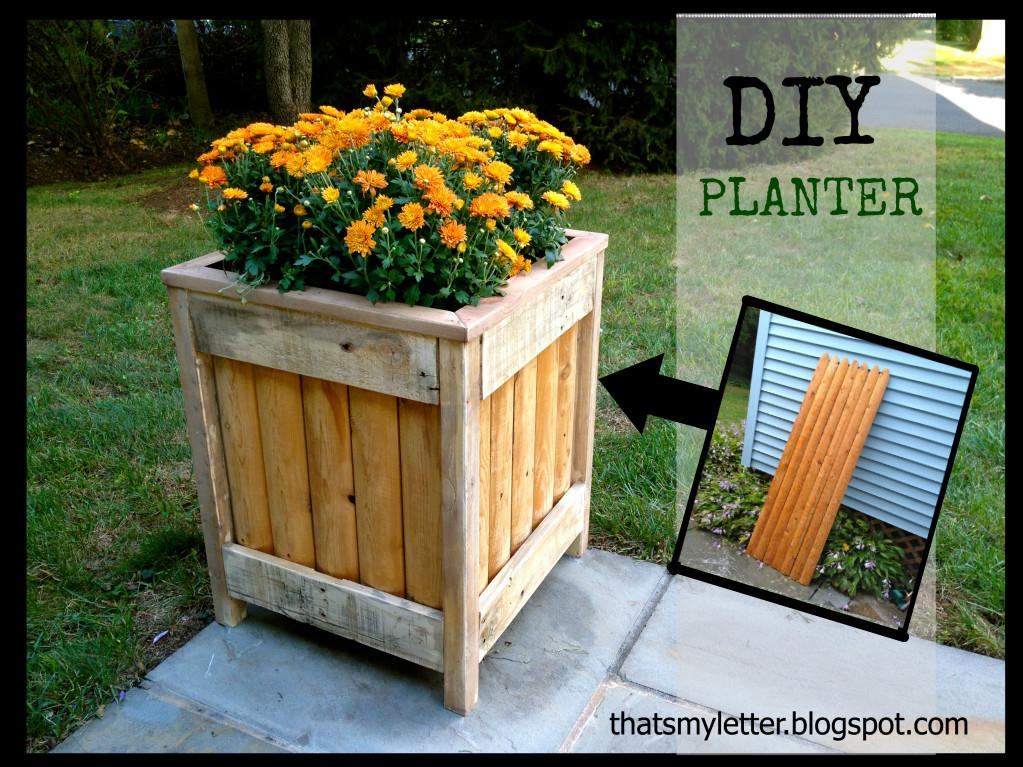 Ana White Outdoor Planter Diy Projects