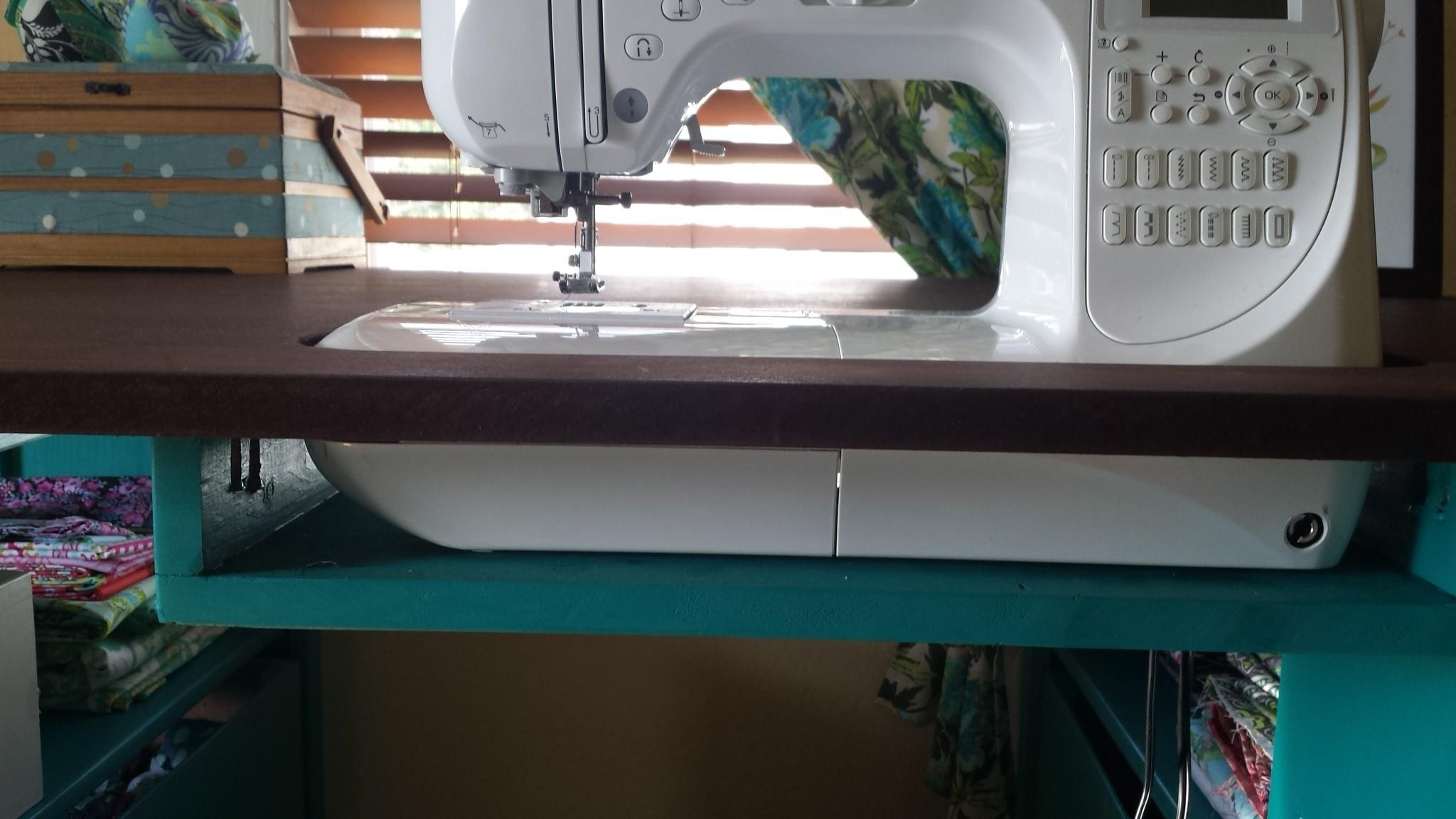 Ana White Perfect Sewing Table Diy Projects
