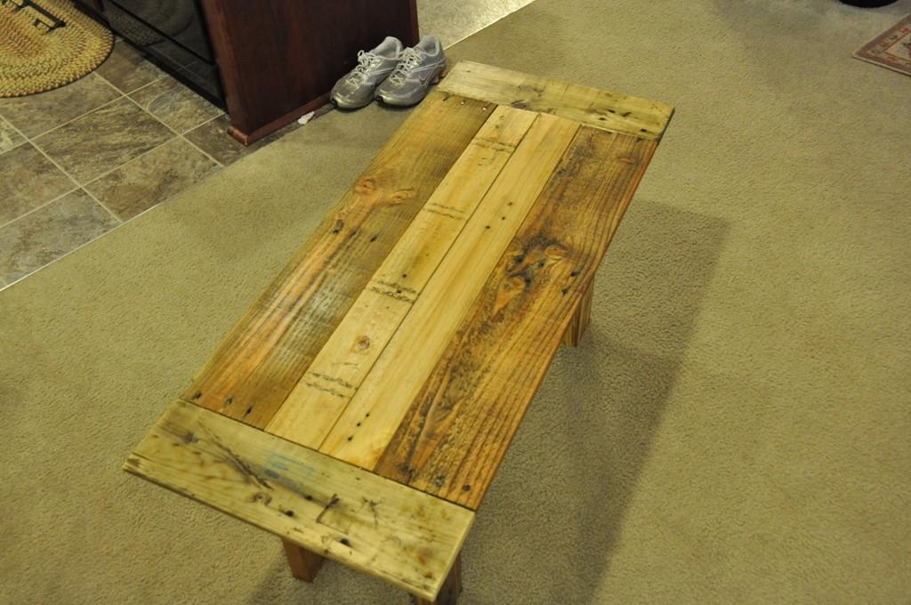 Ana White Reclaimed Wood Coffee Table Diy Projects