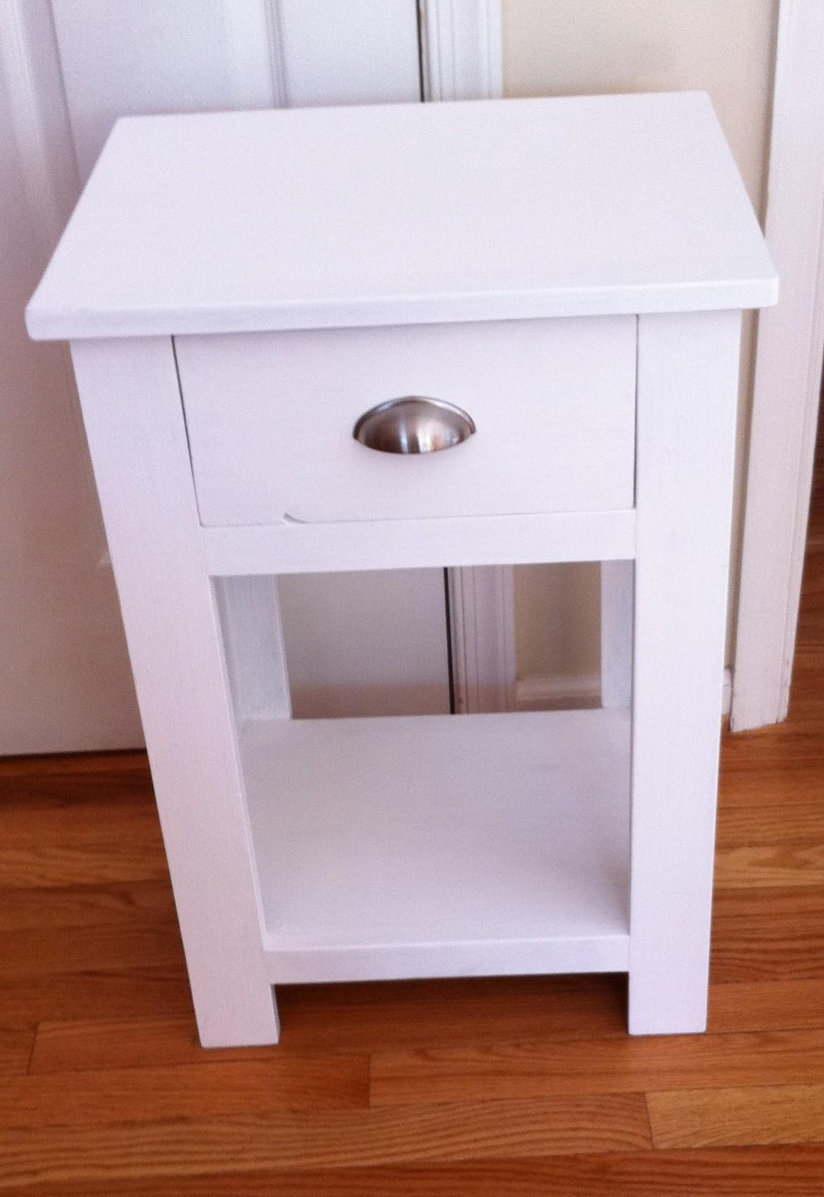 Ana White Simple Nightstand Diy Projects