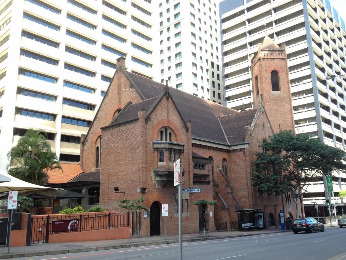 Andrews Uniting Church Attraction Queensland