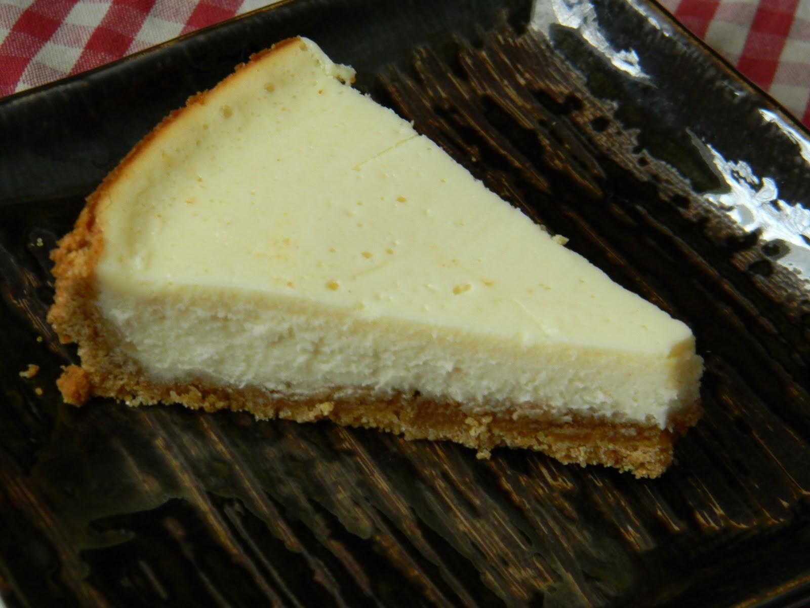 Angie Montroy Pantry Homemade Cheese Cake
