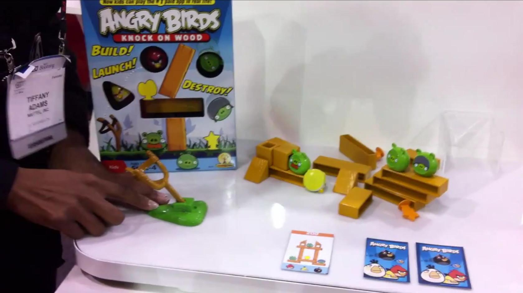 Angry Birds Board Game Announced