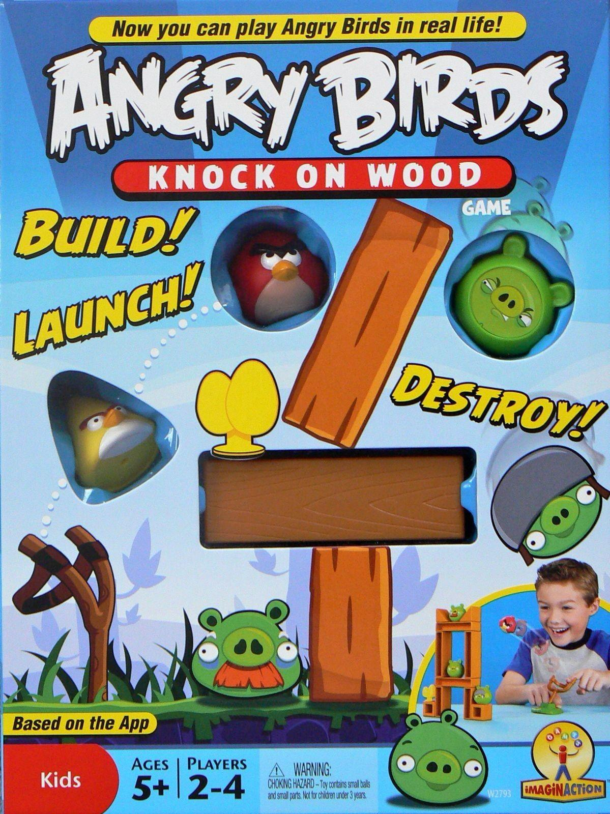 Angry Birds Board Game Imgkid Kid