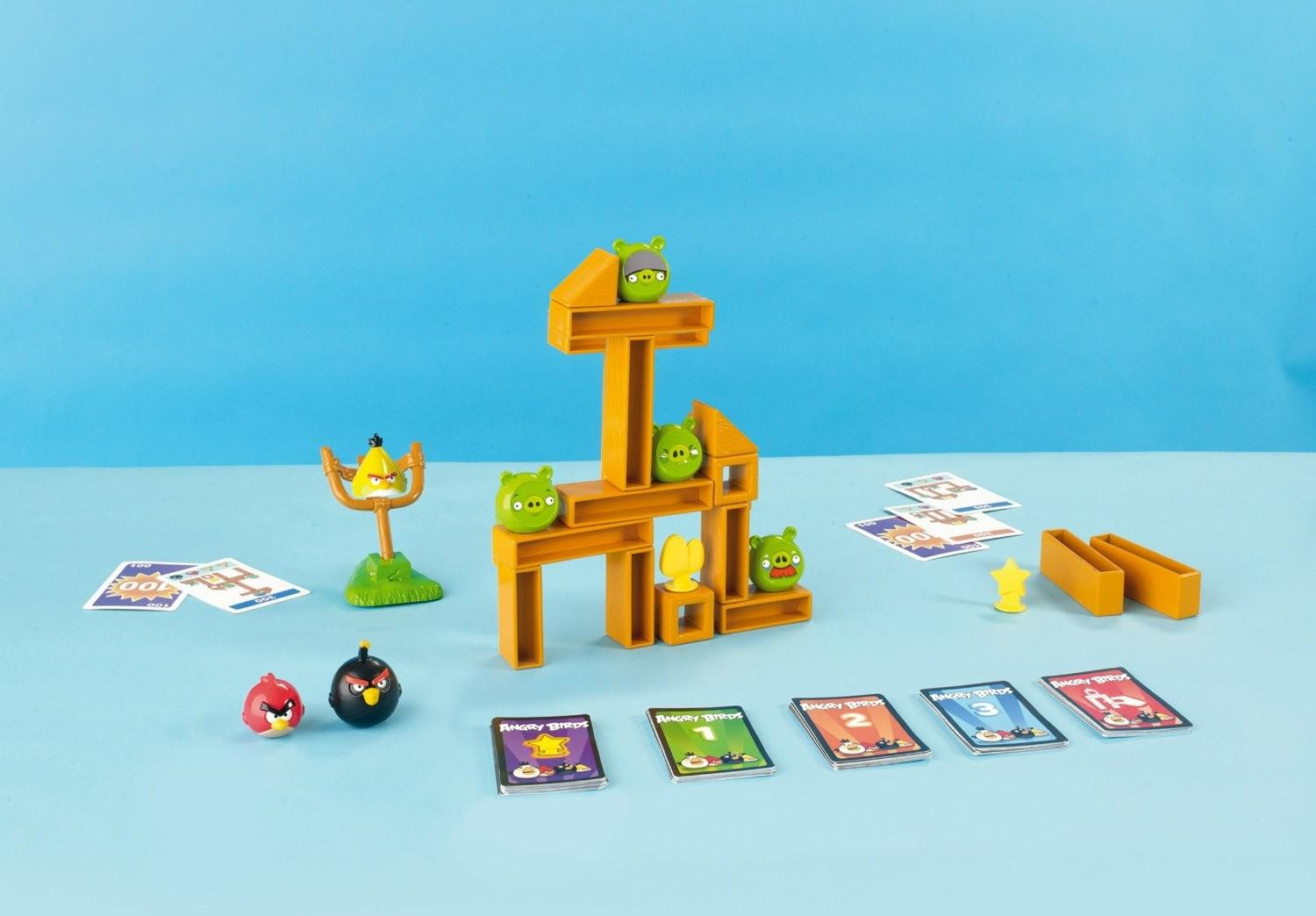 Angry Birds Board Game There Goes Paycheck