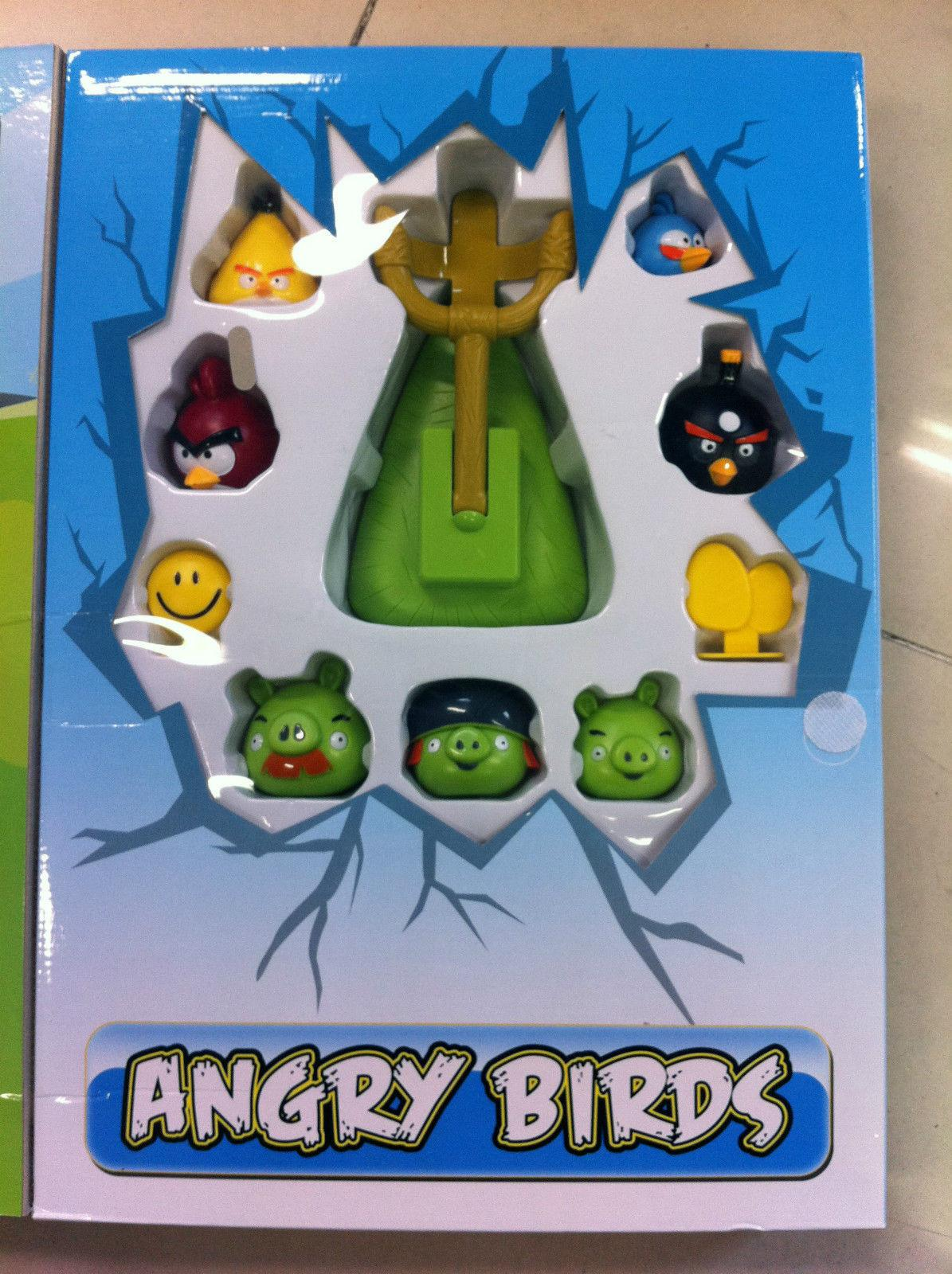 Angry Birds Table Board Game Real Sound