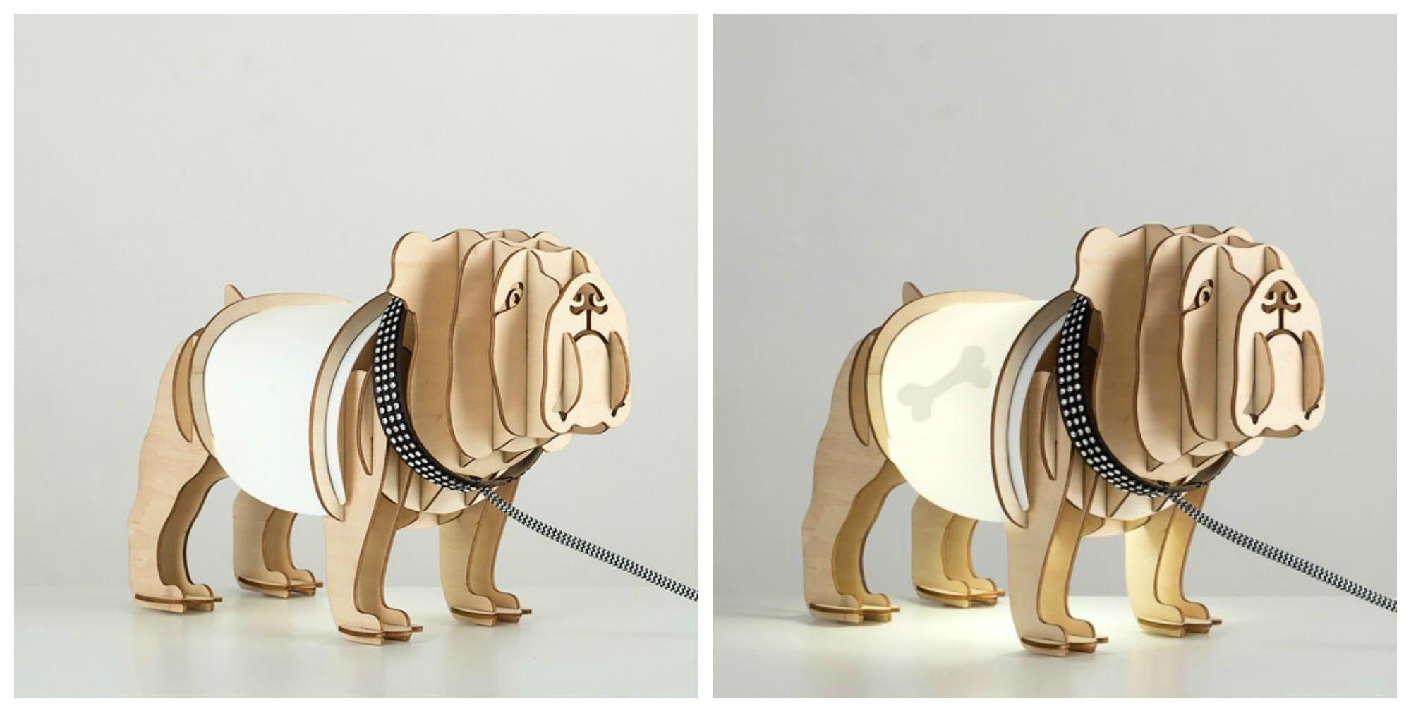 Animal Magic Iconic Table Lamps Fresh Design Blog