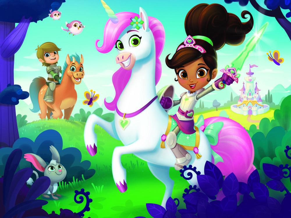 Animated Series Tackles Diversity Issues Impacting Young