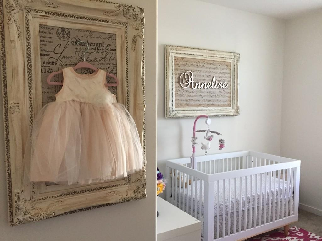 Annelise Shabby Chic Nursery Project