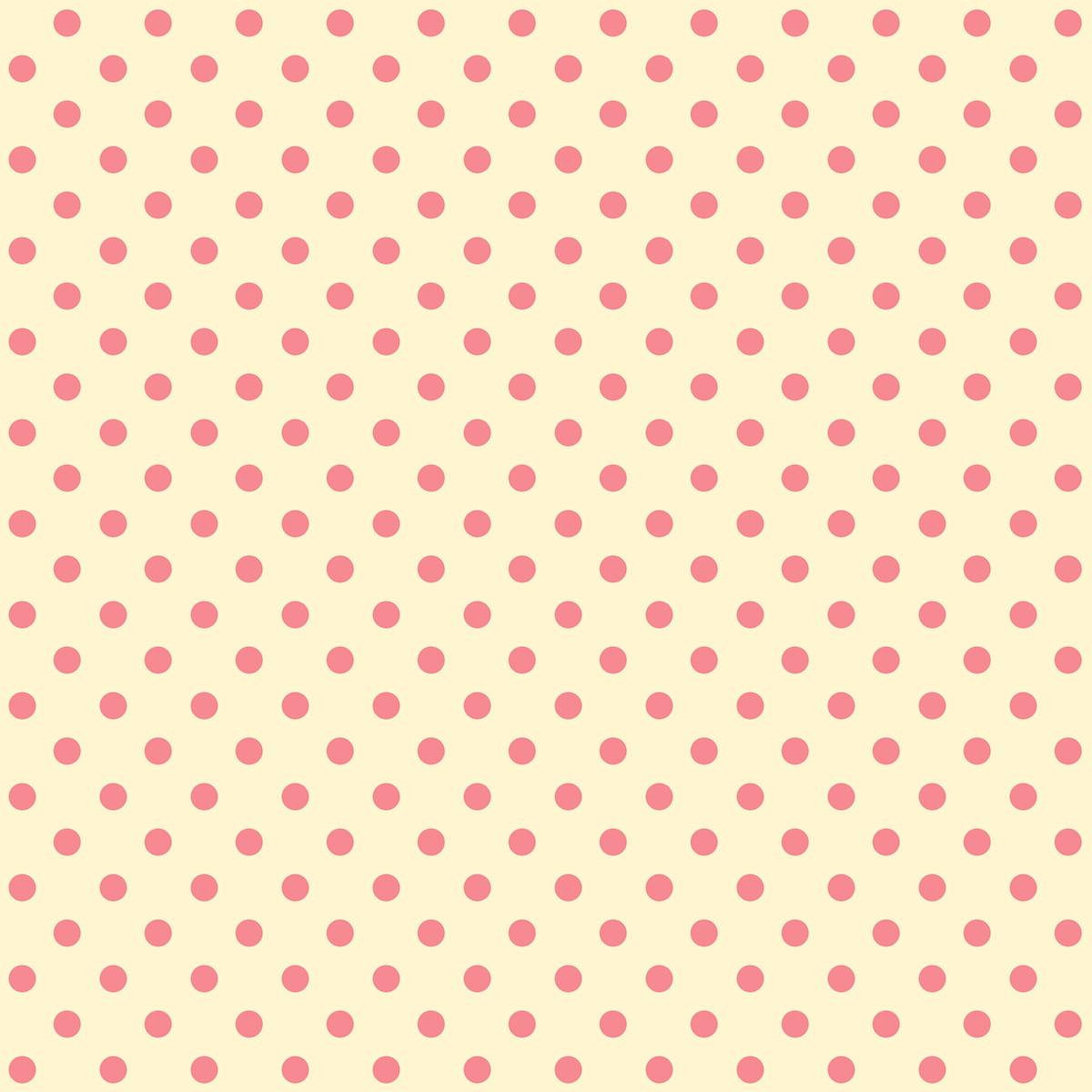 Another Digital Polka Dot Scrapbooking Paper Set