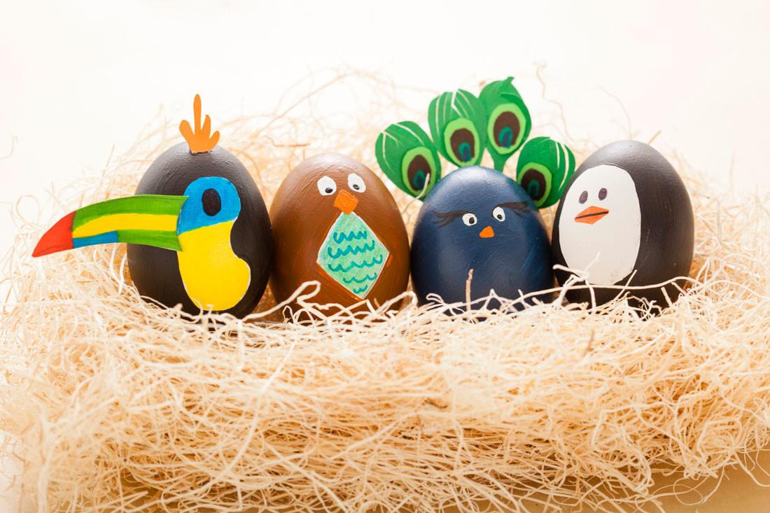Another Eggstremely Easy Way Decorate Easter Eggs