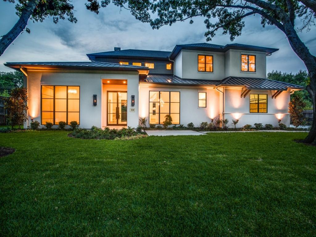 Another Gorgeous Custom Built Home Preston Hollow