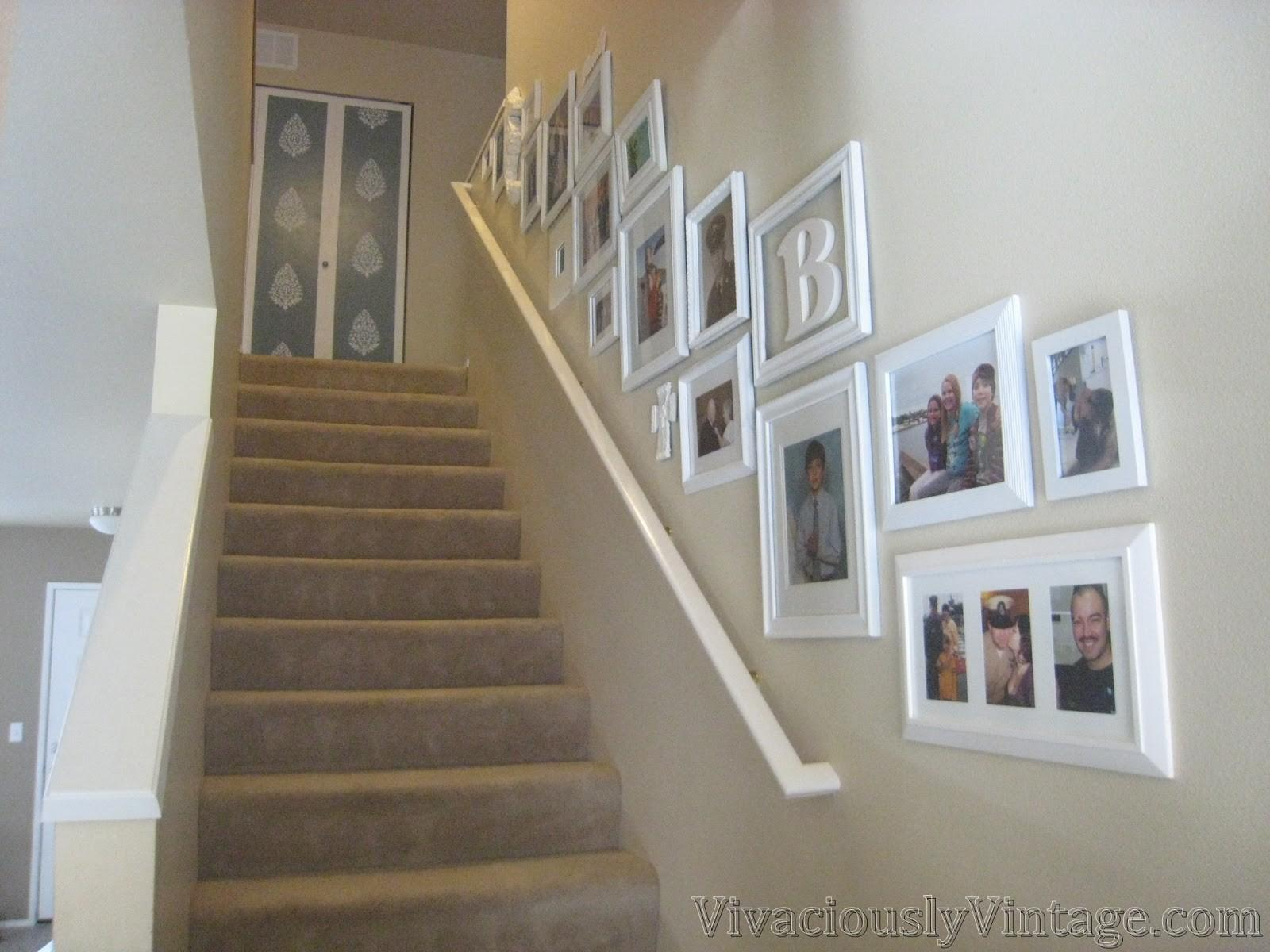 Ansley Designs Stairway Wall