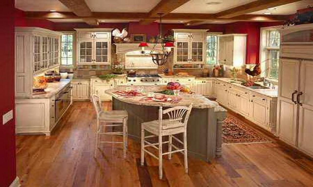 Antique Kitchen Decorating Ideas Shabby Chic French