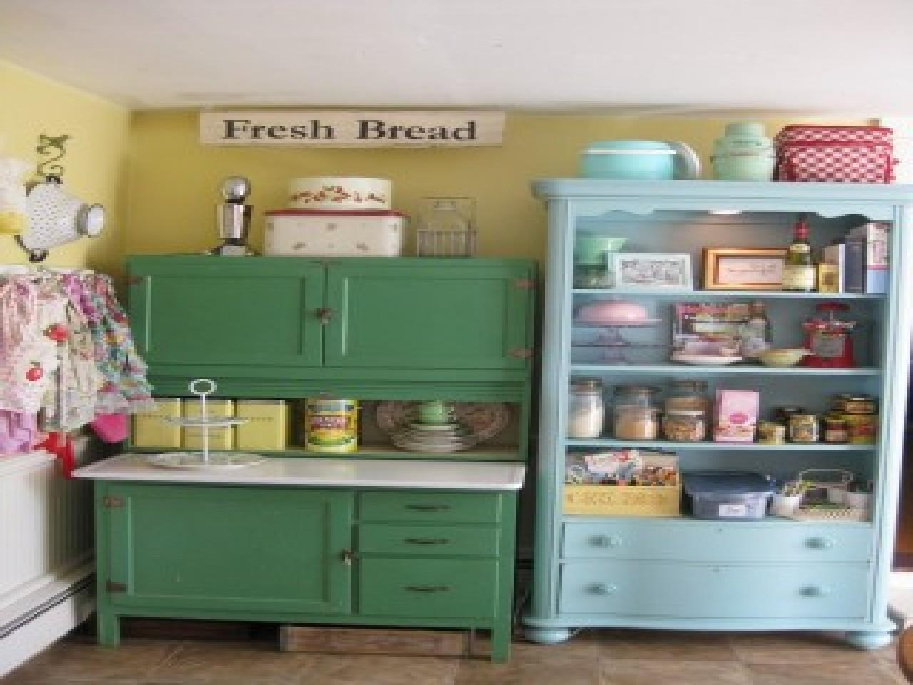 Antique Kitchen Decorating Ideas Small Marvelous Green
