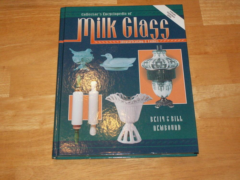 Antique Price Guide Book Collector Encyclpedia Milk