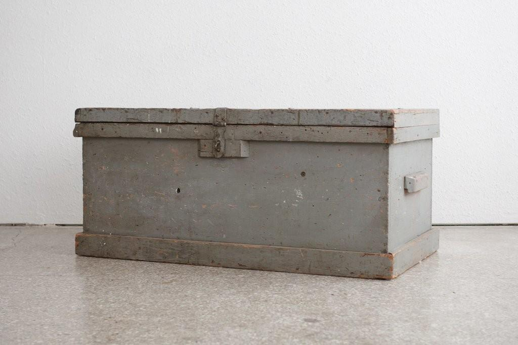 Antique Trunk Coffee Table Homestead Seattle
