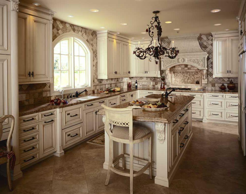 Antique White Kitchen Cabinets Kitchens Designs Ideas