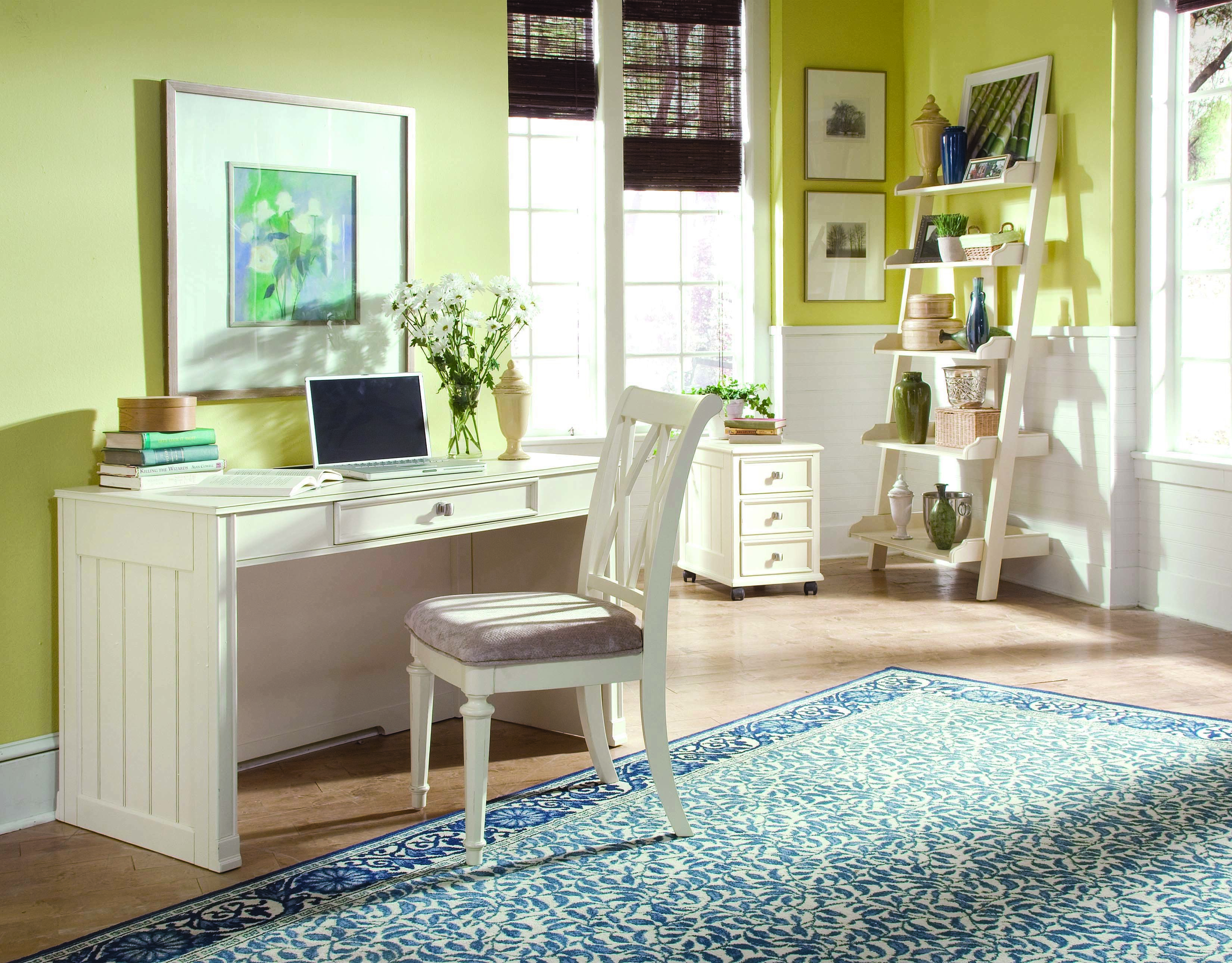 Antique White Office Furniture Frompo