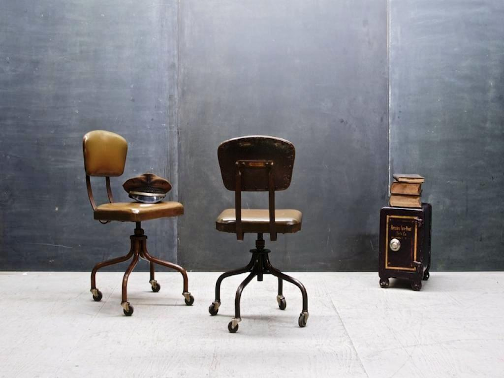 Antique Wooden Office Chairs Choose