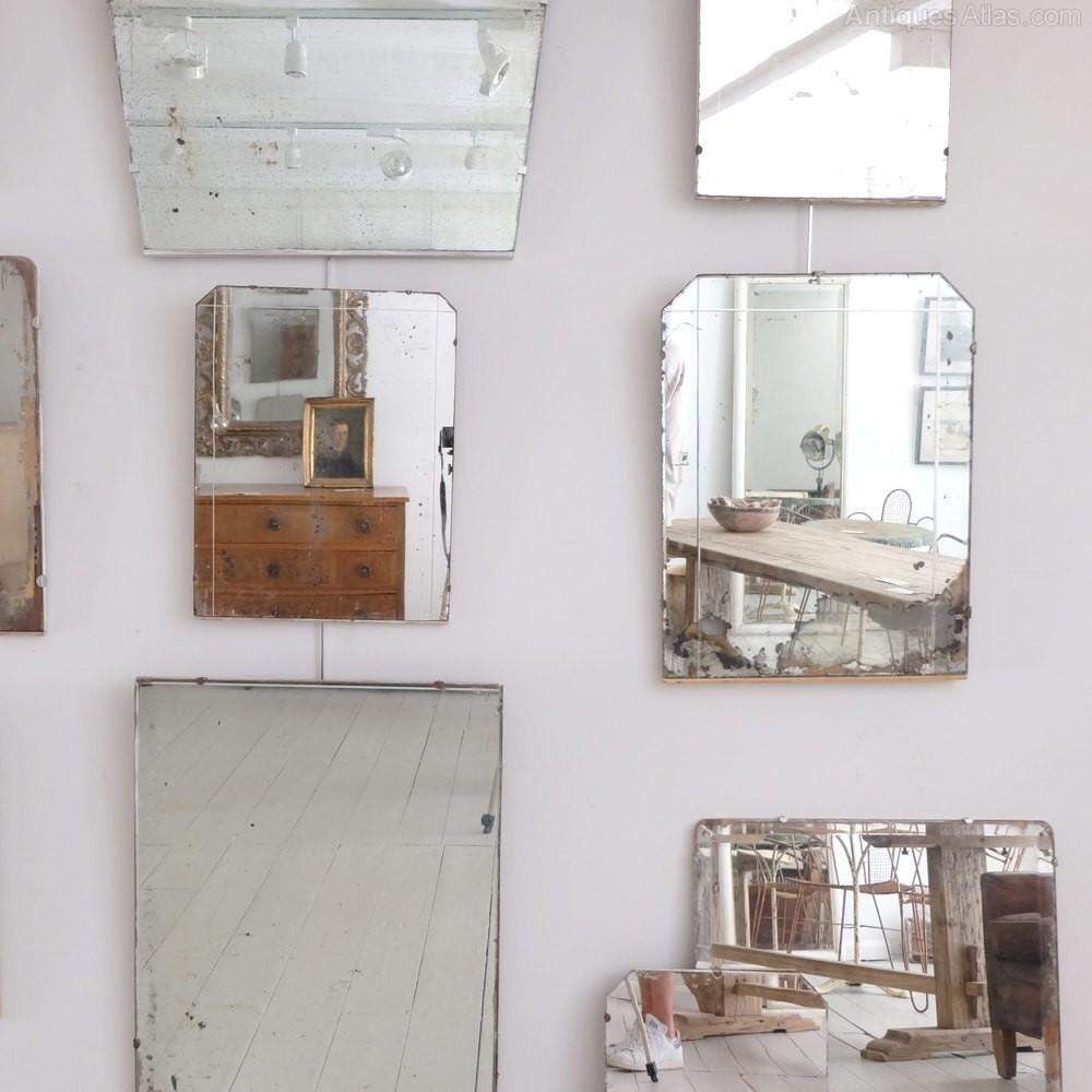 Antiques Atlas Very Chic Collection Mirrors
