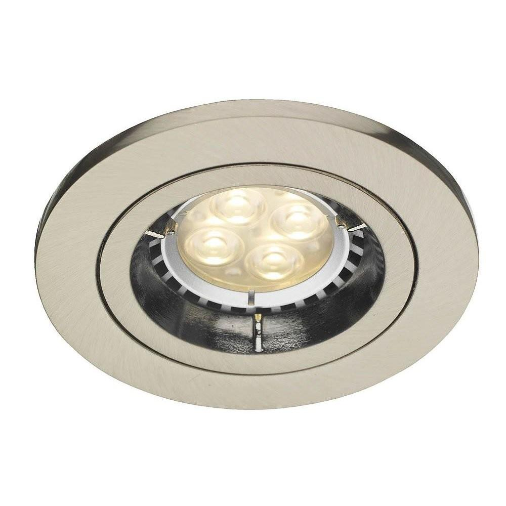 Apache Double Insulated Recessed Down Light Led Low