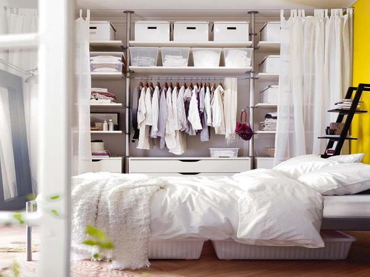Apartment Closet Solutions Storage Small