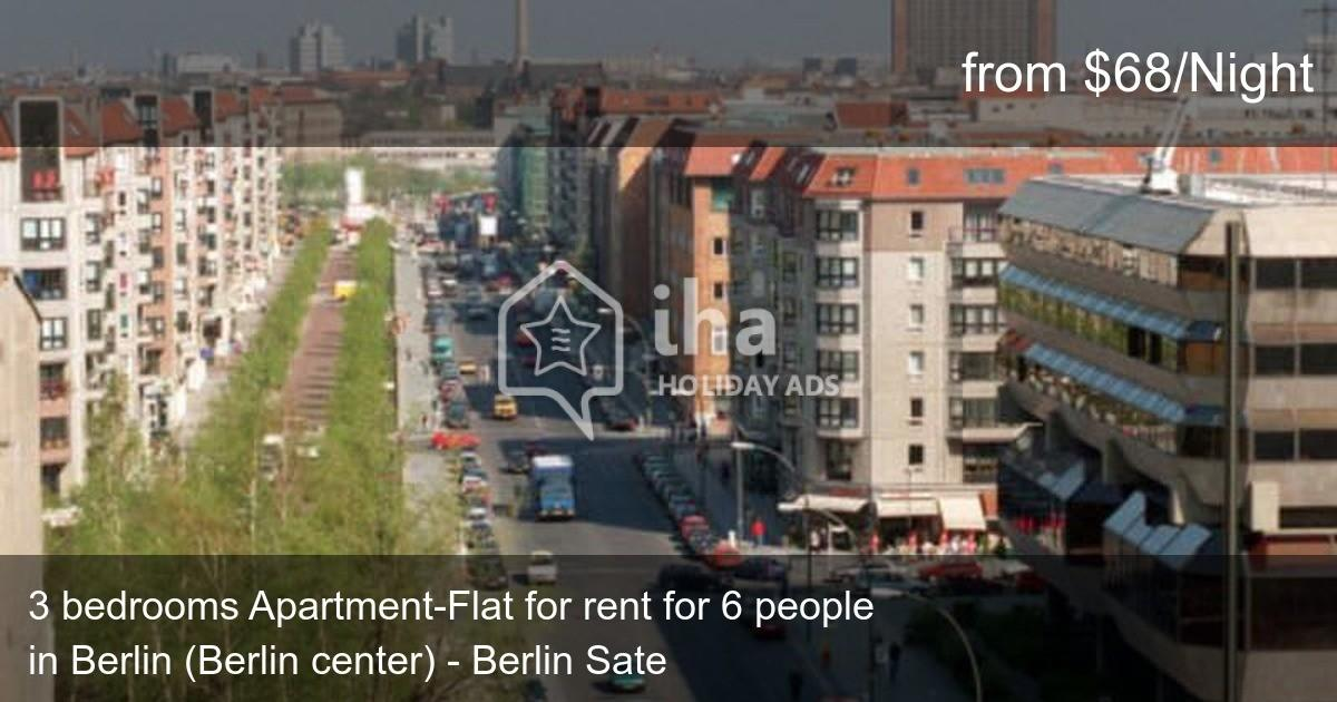 Apartment Flat Rent House Berlin Iha