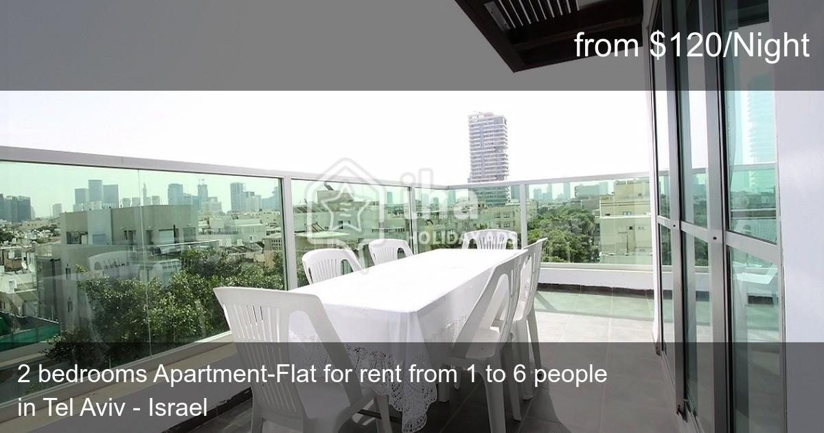 Apartment Flat Rent Tel Aviv Iha