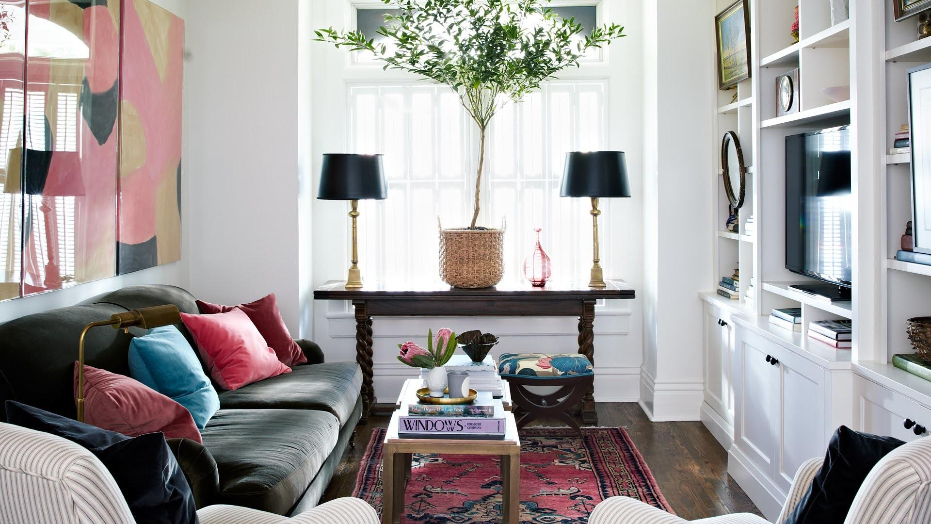 Apartment Living Room Layout Makeover Ideas