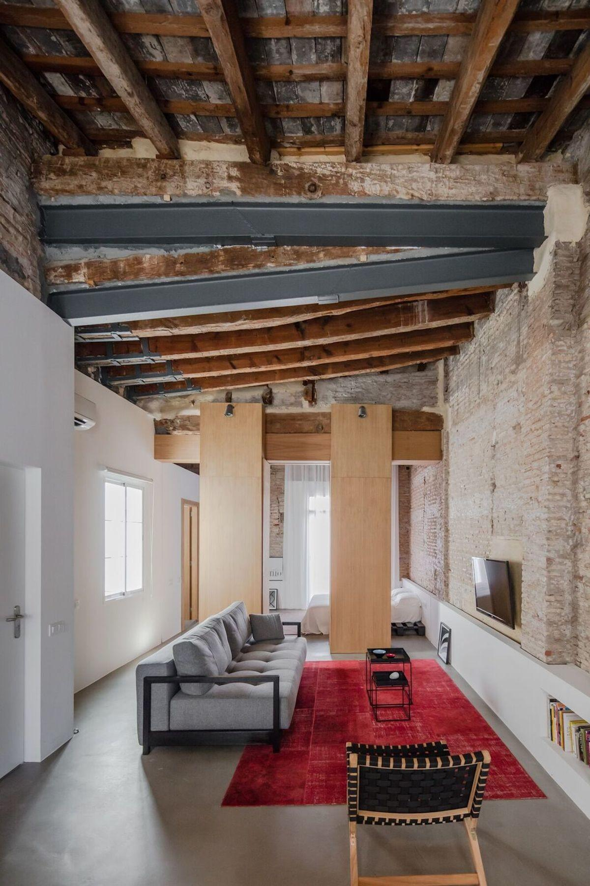 Apartment Renovation Exposes Rich History Captured