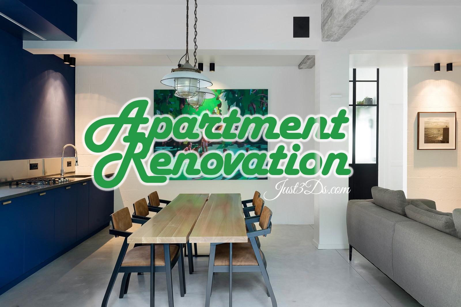 Apartment Renovation Israel Just3ds