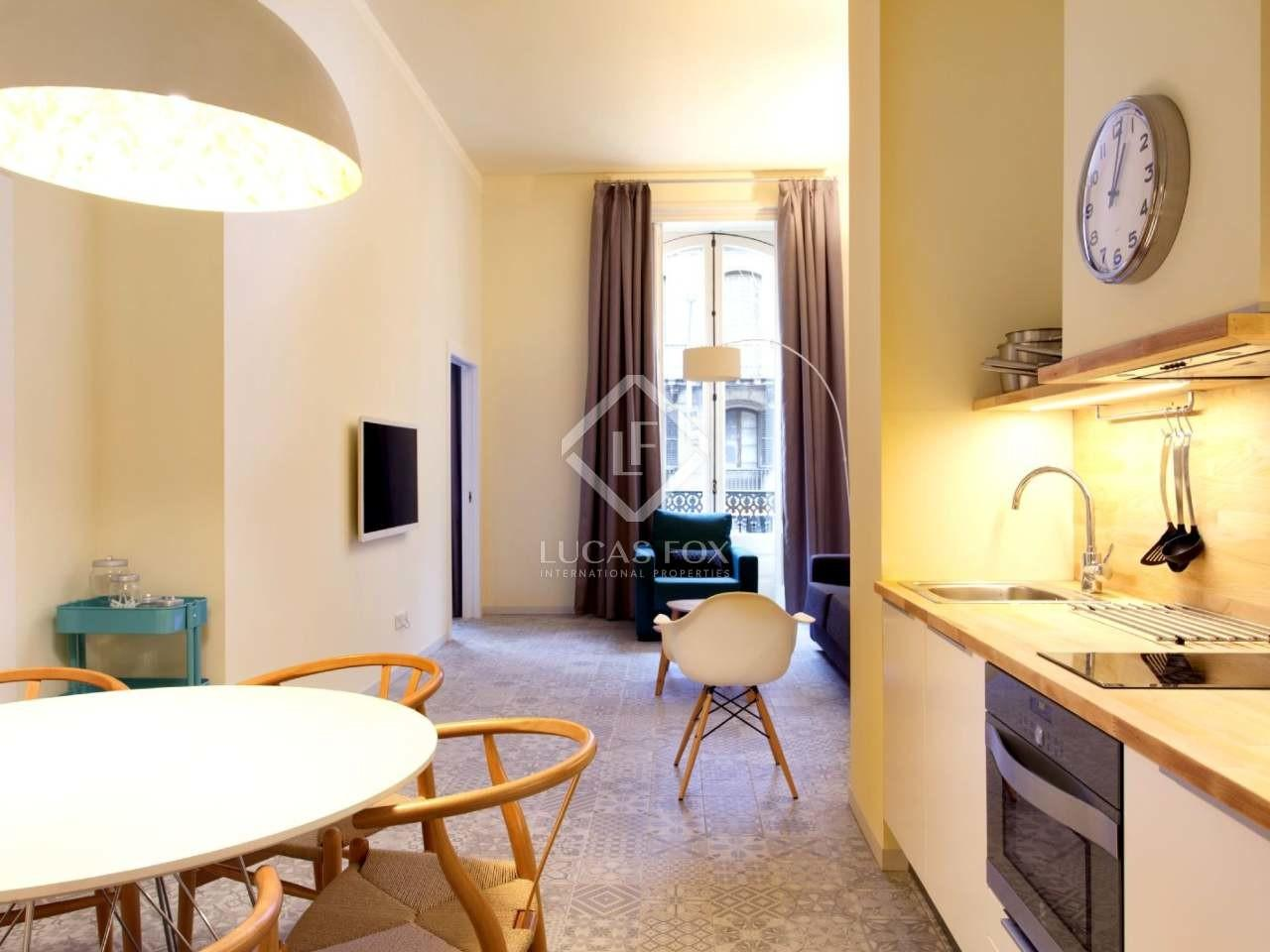 Apartment Sale Barcelona Exclusive Eixample