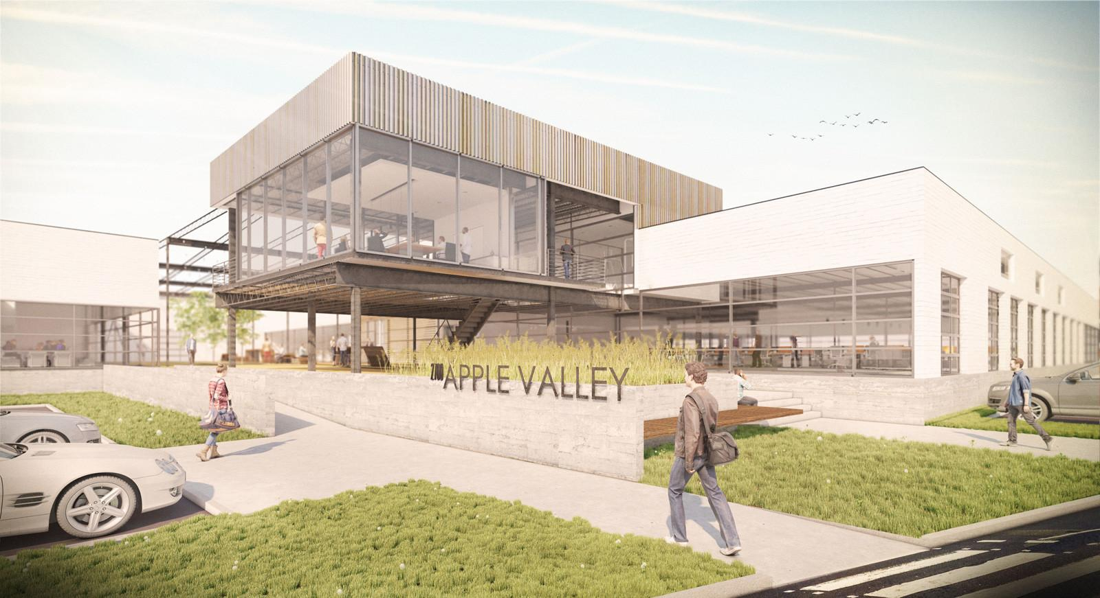 Apple Valley Brookhaven Adaptive Reuse Project