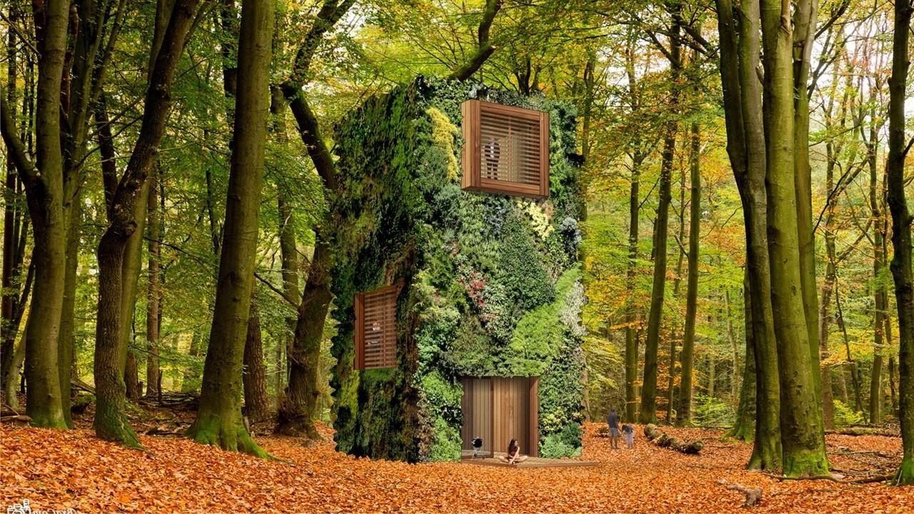 Architect Creating Most Stunning Eco Friendly