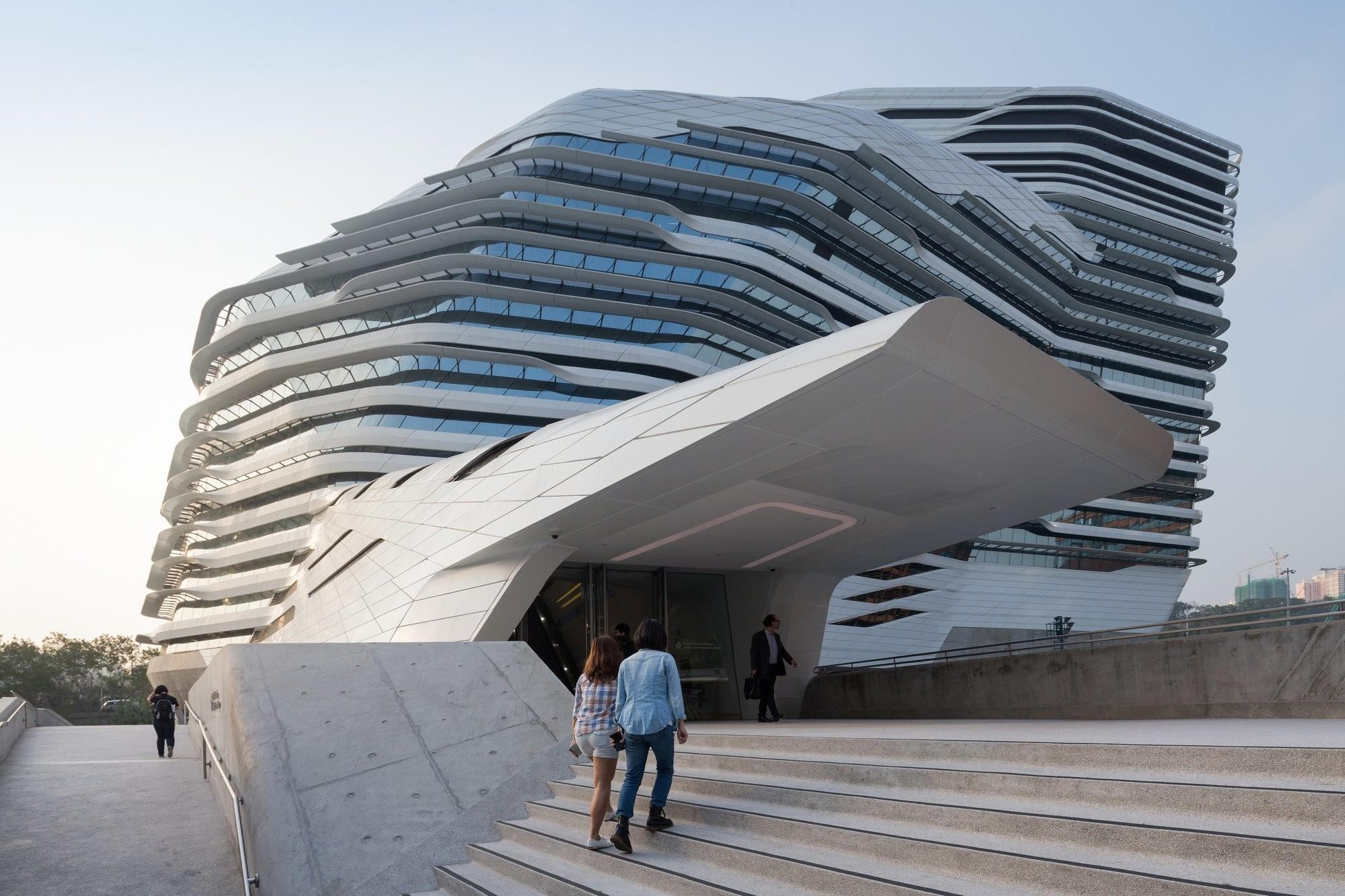Architect Zaha Hadid Dies Business Insider