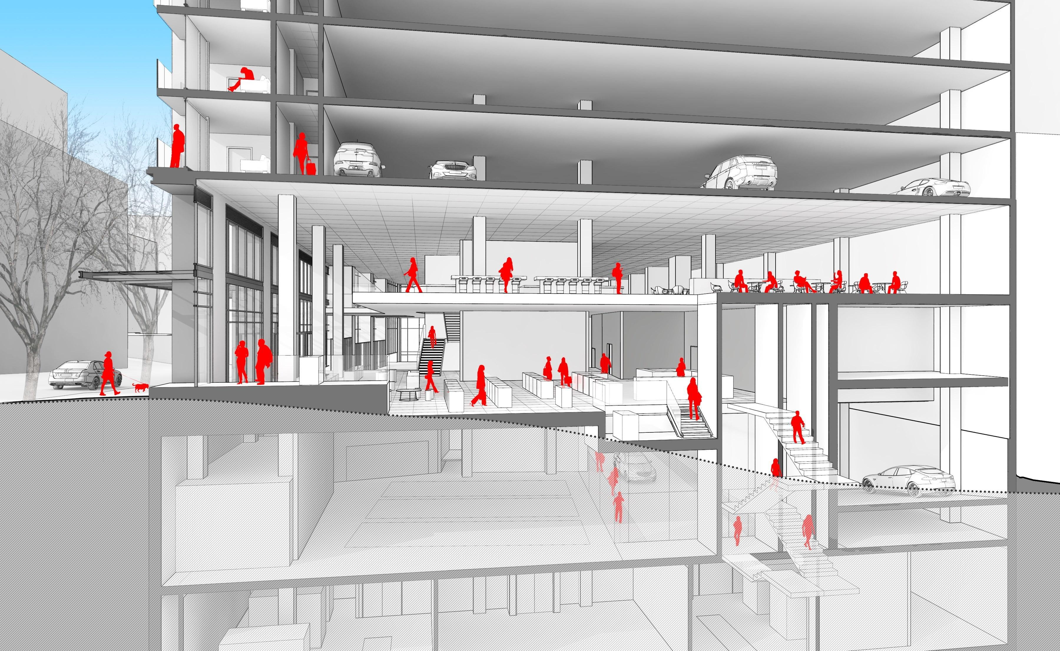 Architects Designing Parking Garages Can Convert